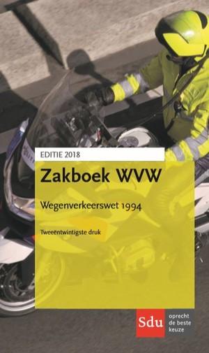 Zakboek wegenverkeerswet 1994