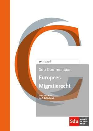 Sdu Commentaar Europees Migratierecht. Editie 2018