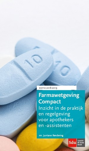 Farmawetgeving Compact, Editie 2018-2019.