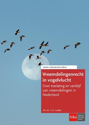 Vreemdelingenrecht in vogelvlucht - 2018