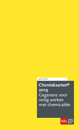Chemiekaarten 2019 - 2019
