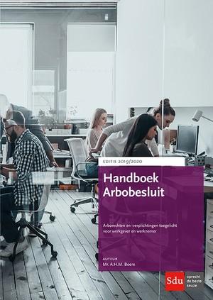 Handboek Arbobesluit 2019