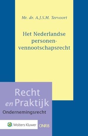 Het Nederlandse personenvennootschapsrecht