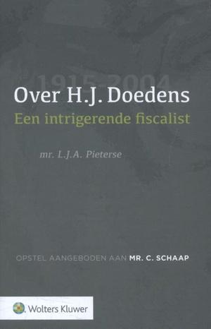 Over H.J. Doedens (1915-2004)