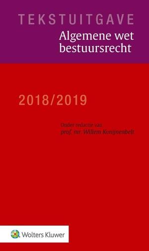 Algemene wet bestuursrecht - 2018-2019