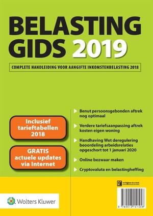Belastinggids 2019