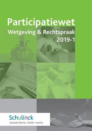 Participatiewet Wetgeving & Rechtspraak - 2019-1
