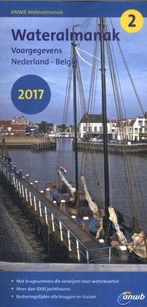 Vaargegevens Nederland - België - 2017