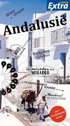 Andalusië ANWB Extra