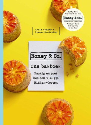 Honey en Co - Ons bakboek