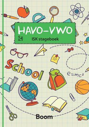 ISK stageboek - HAVO-VWO