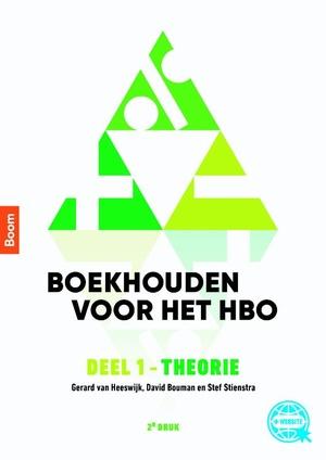 Boekhouden voor het hbo deel 1. Theorie (tweede druk)