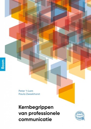 Kernbegrippen van professionele communicatie (tweede druk)