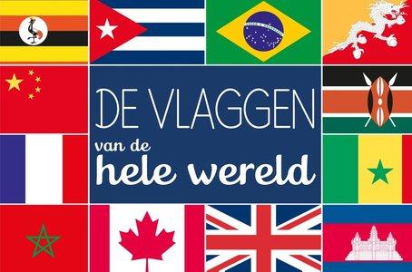 De vlaggen van de hele wereld