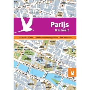Parijs in kaart