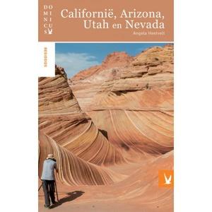 Californië, Arizona, Utah en Nevada
