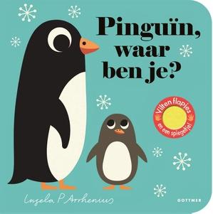 Pinguïn, waar ben je?