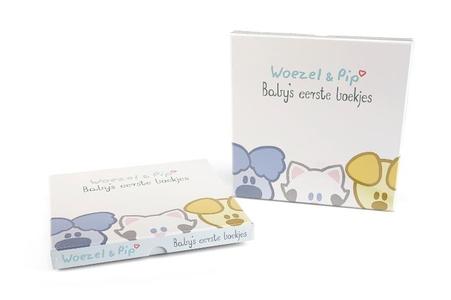 Baby's eerste boekjes