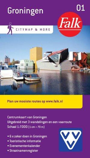 Falk citymap Groningen