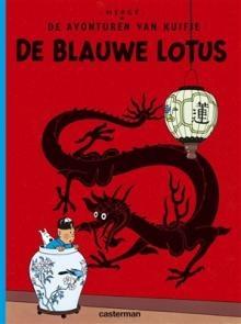 Kuifje: De Blauwe Lotus