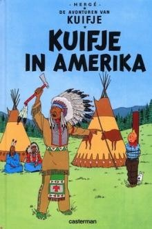 Kuifje: In Amerika