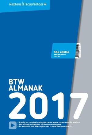 Nextens BTW Almanak - 2017