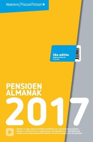 Nextens Pensioen Almanak - 2017