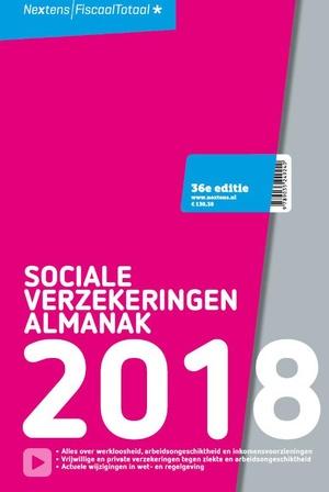 Sociale Verzekeringen Almanak - 2018