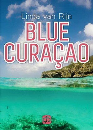 Blue Curaçao - grote letter uitgave