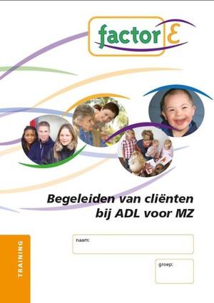 begeleiden van cliënten bij ADL voor MZ - Training