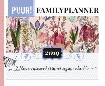 PUUR! Familyplanner - 2019