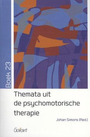 Themata uit de psychomotorische therapie - Boek 23
