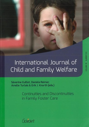 International Journal of Child and Family Welfare (IJCFW) 2018 - Jrg 18 - Nr 1/2