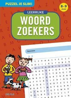 Leerrijke woordzoekers - 8-9 jr