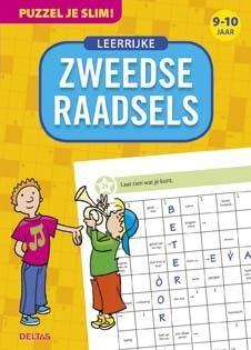 Leerrijke Zweedse raadsels - 9-10 jaar