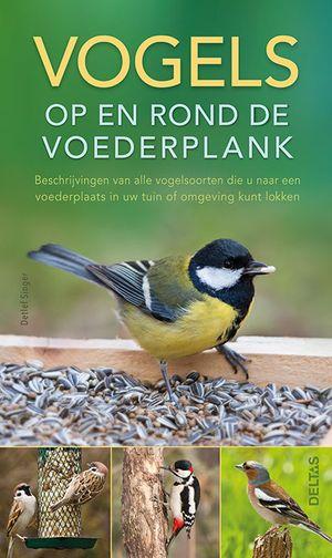 Vogels op en rond de voederplank