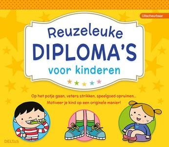 Reuzeleuke diploma's voor kinderen