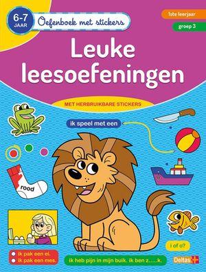 Leuke leesoefeningen - 6-7 jaar - 1ste leerjaar - groep 3