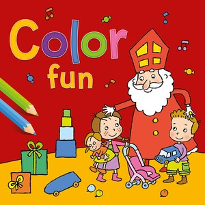 Sinterklaas Color Fun / Saint-Nicolas Color Fun