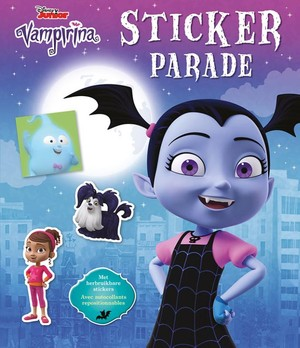 Disney Sticker Parade Vampirina