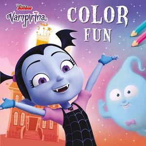 Disney Color Fun Vampirina