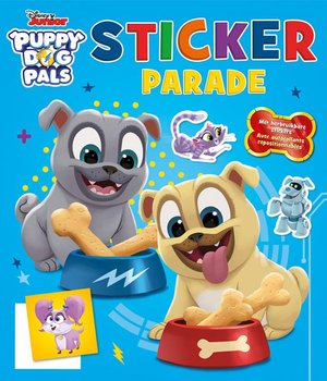 Disney Sticker Parade Puppy Dog Pals