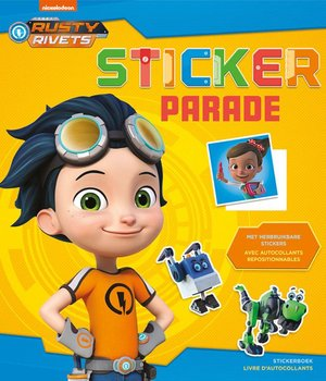 Rusty Rivets Sticker Parade