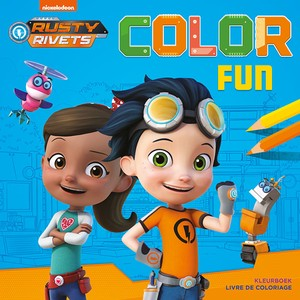 Rusty Rivets color fun