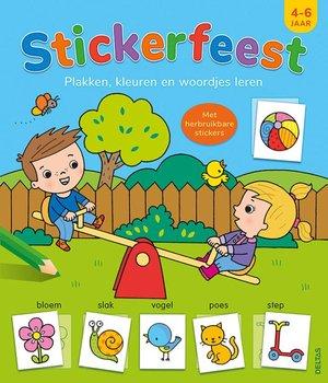 Stickerfeest (4-6 j.)
