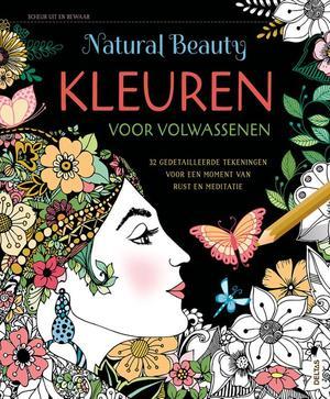 Natural Beauty - Kleuren voor volwassenen