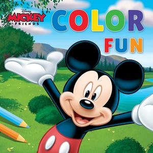 Disney Color Fun Mickey