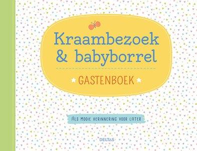 Kraambezoek & babyborrel - Gastenboek