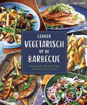 Lekker vegetarisch op de barbecue