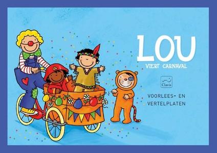 Lou viert carnaval. Voorlees- en vertelplaten